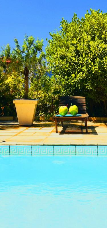 Casa Amarelo - La piscine