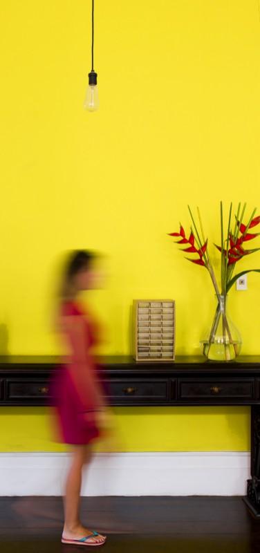 Casa Amarelo - Salon