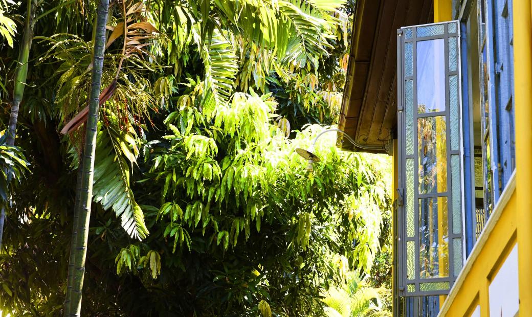 Casa Amarelo -  Fenêtre sur jardin
