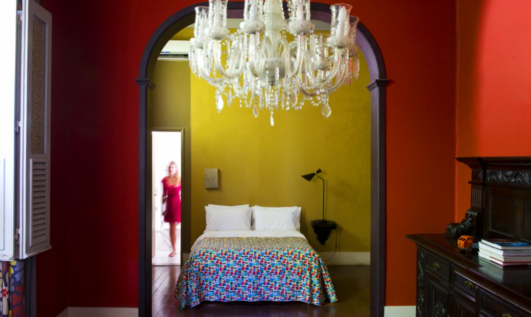 Casa Amarelo - Tijuca Junior Suite
