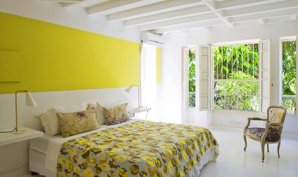 Casa Amarelo - Chambre Fleur des Anges