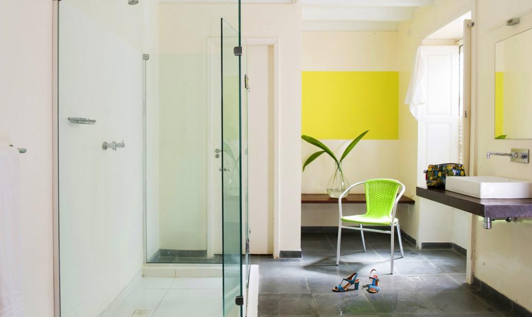 Casa Amarelo - Suite deluxe - Fleur des Anges