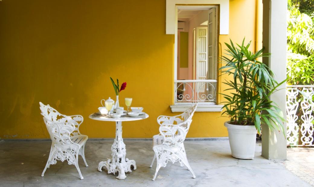 Casa Amarelo - Deluxe Suite - Fleur des Anges