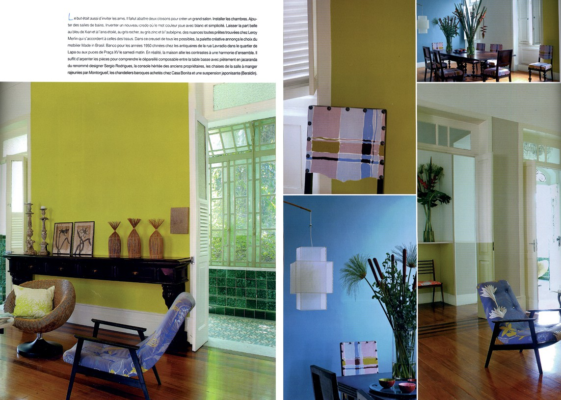Casa Amarelo - Robert Le Héros - Presse - Coté Sud - 3