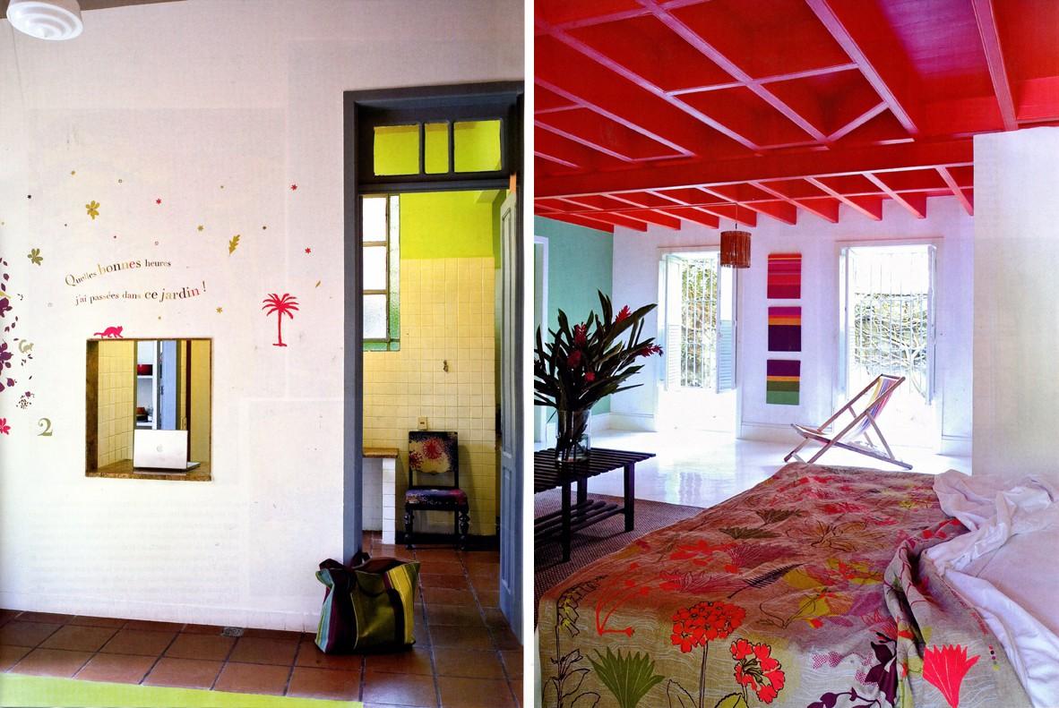 Casa Amarelo - Robert Le Héros - Presse - Maison Française - 4